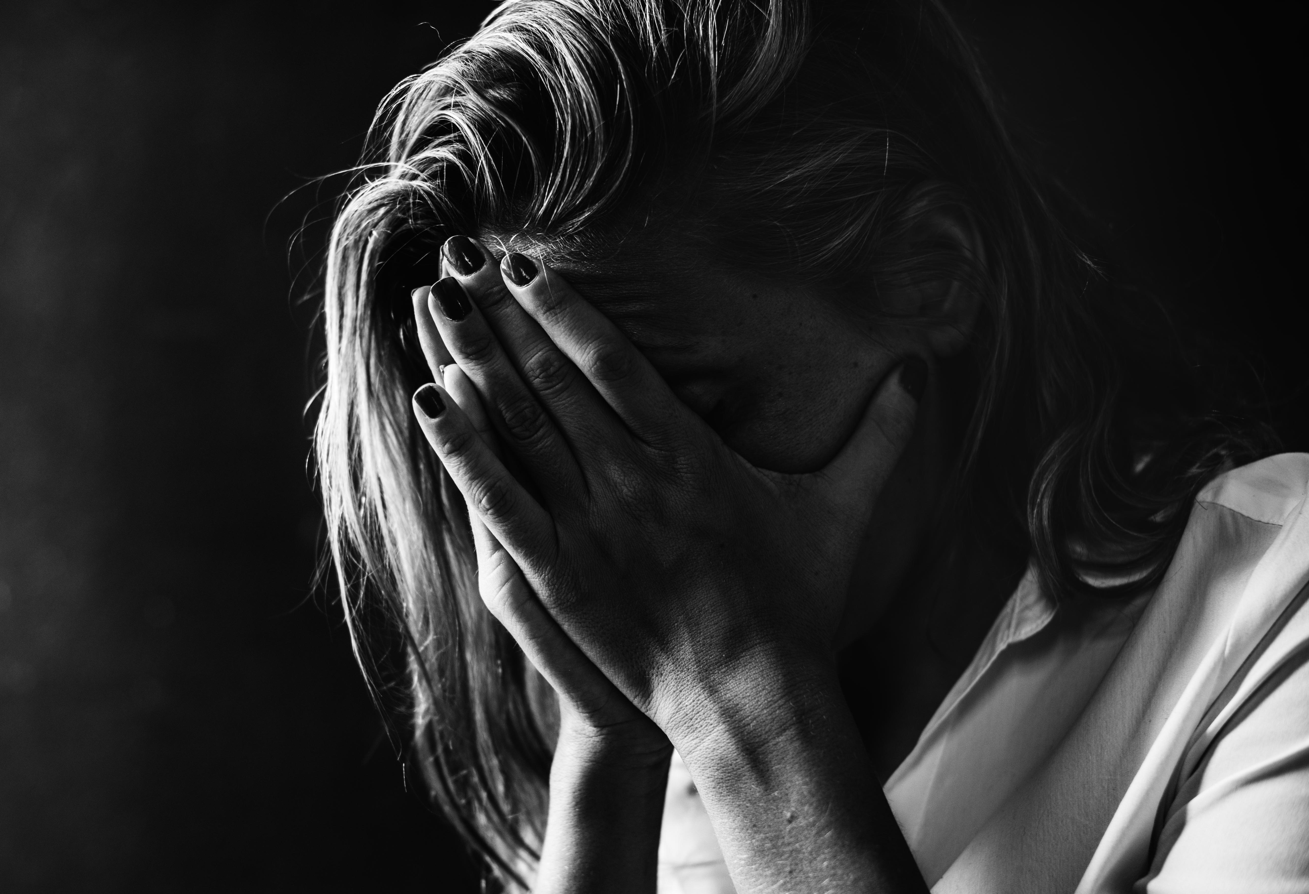 Depressed and hopeless